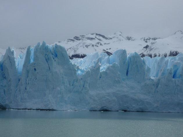 Zuidzijde van de Perito Moreno