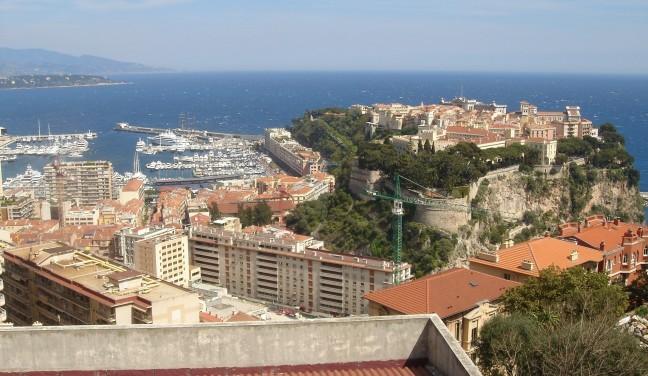 Monaco in beeld