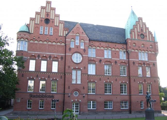 Bibliotheek Malmö, deel 1