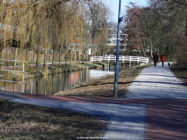 onthaasten in Haarlem