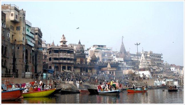 Westoever van de Ganges