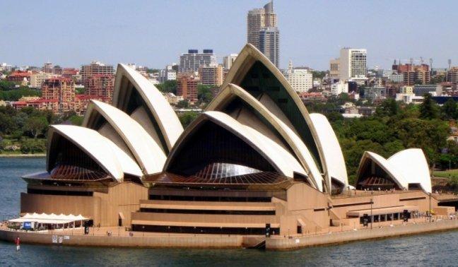 Stadsbeeld Sydney