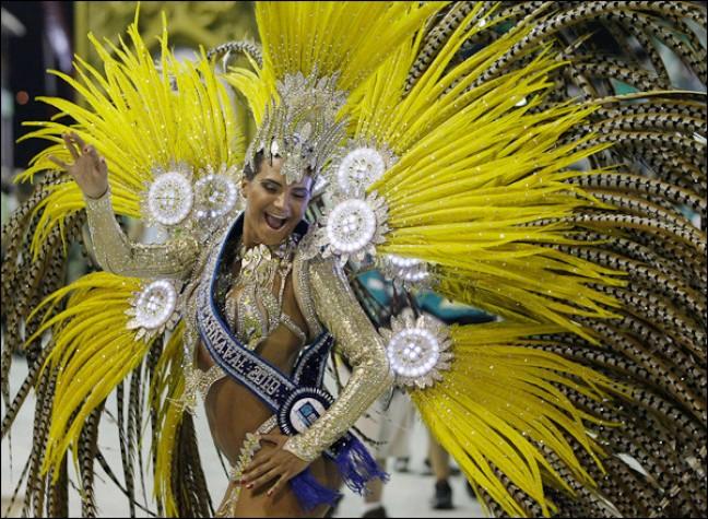 Carnaval in Rio de Janeiro 2010