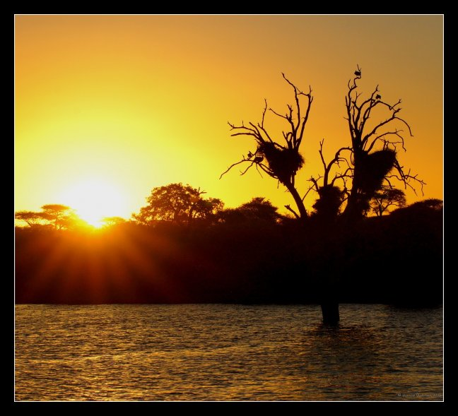 Sunset Dam