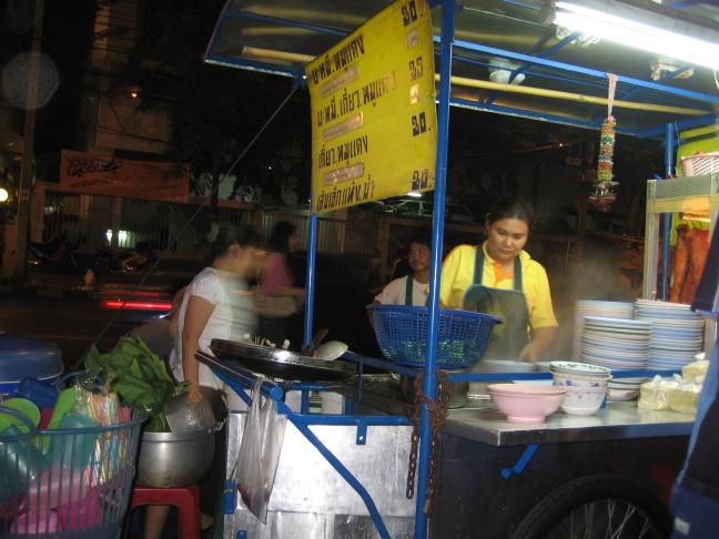 lekker eten op straat