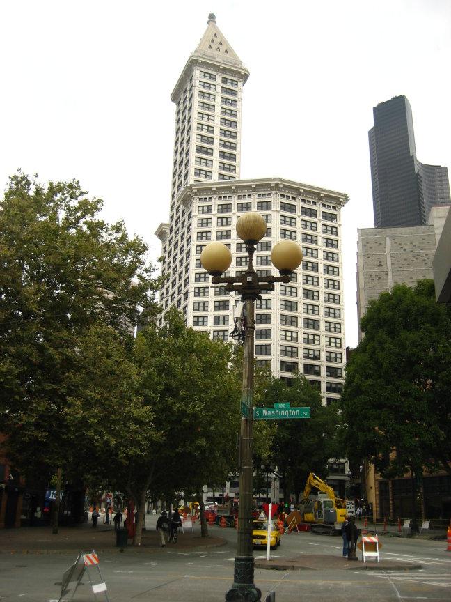 Wolkenkrabber(s), Seattle