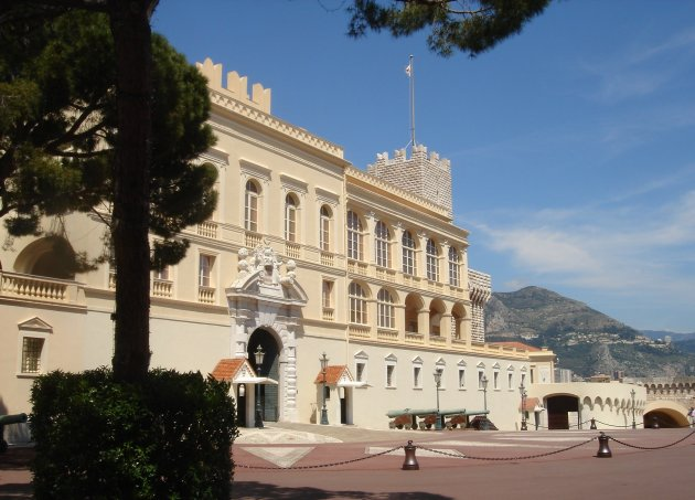Grimaldi paleis