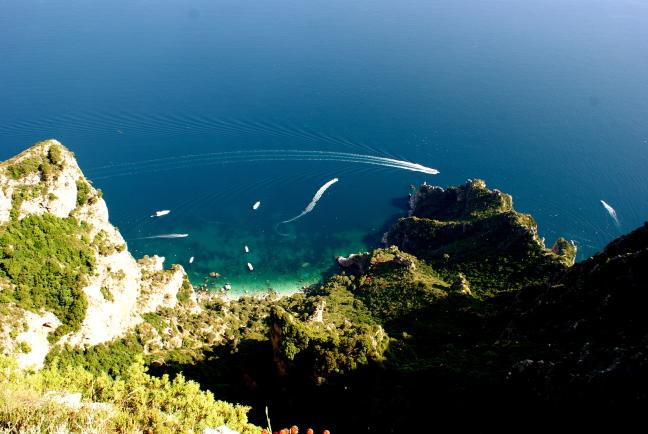 View of Monte Solaro