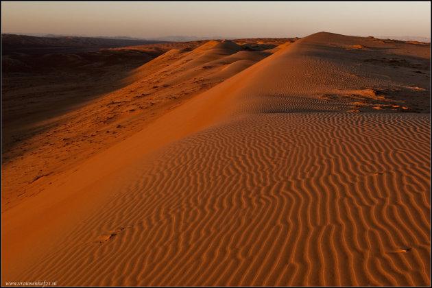 Nog meer zand
