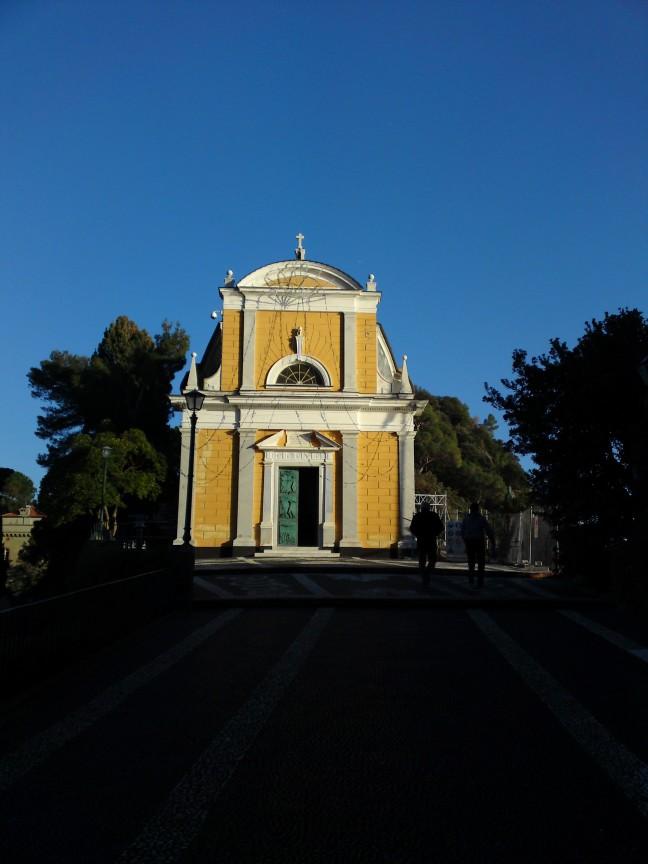 Portofino, kerk