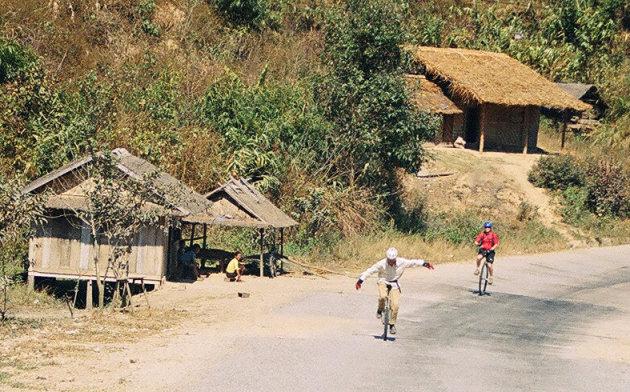 Du Tour De Laos!