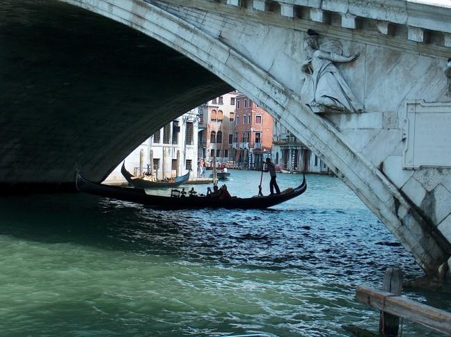 Venetie, rialto brug