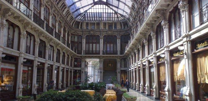 Torino, passage
