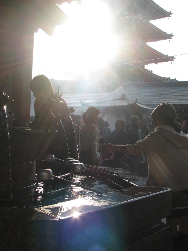 Asakusa Kanon Shrine