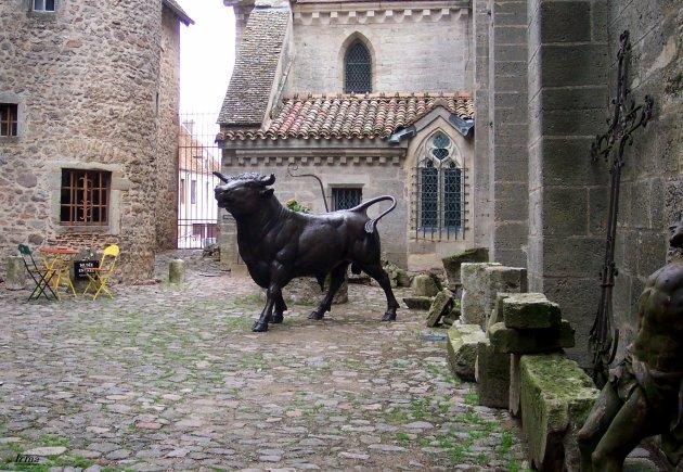 Stier van Saulieu