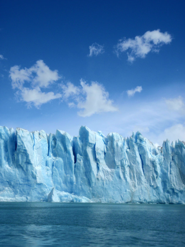 wand van ijs