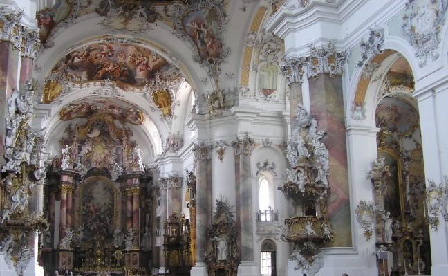 abdij Ottobeuren