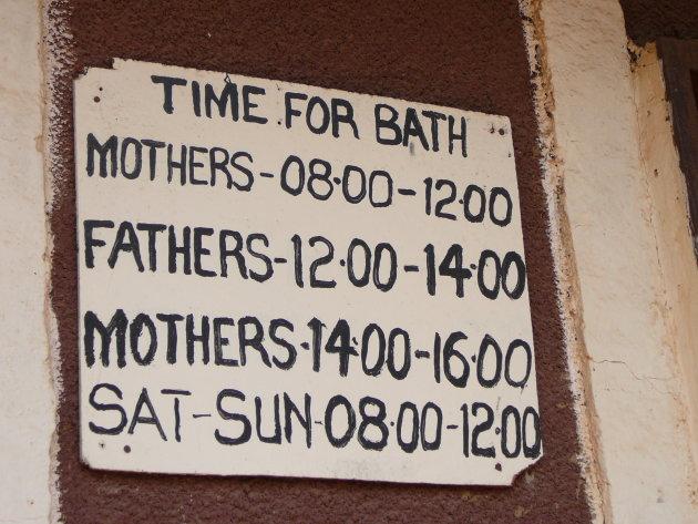 Baddertijd