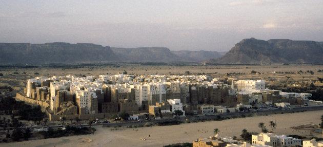 Stad in de woestijn