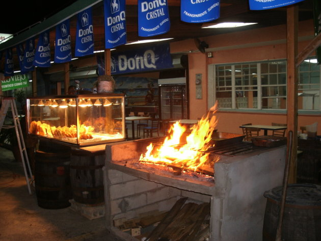 vuur en kabeljauw