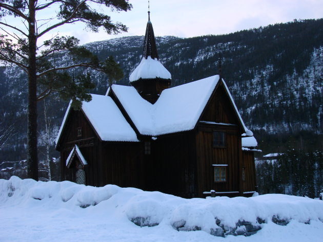 Staafkerk Nore