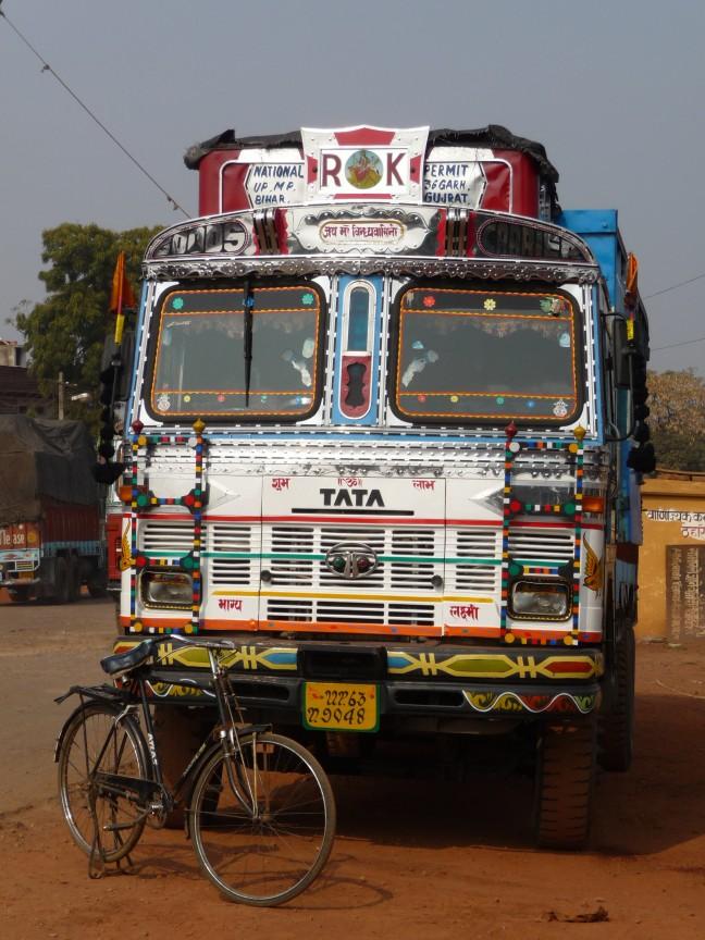 Mooie truck