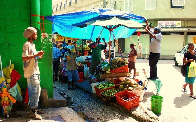 Markt Bridgetown.
