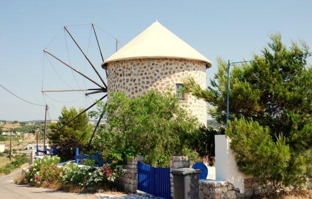 Windmolen Kythira.