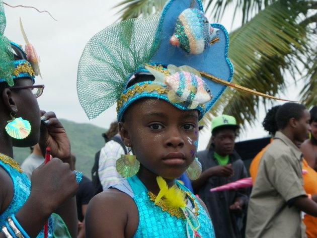 kinderparade sint maarten