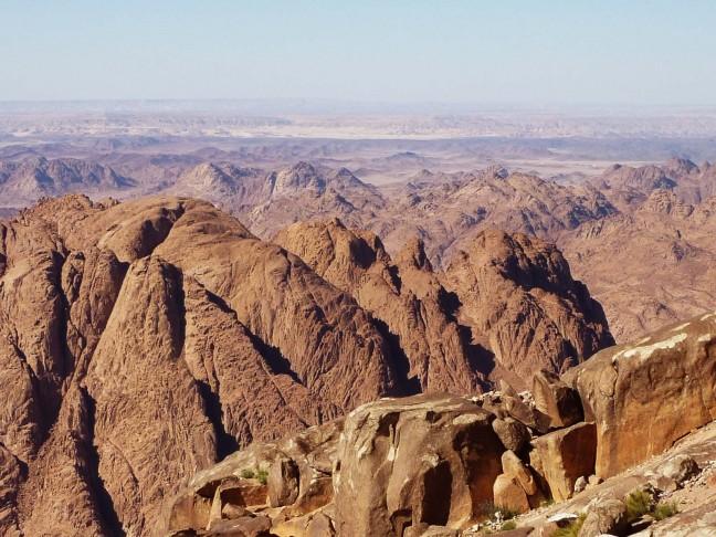 Sinai gebergte