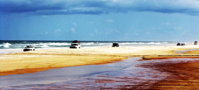 Dodelijk gevaar op Fraser Island