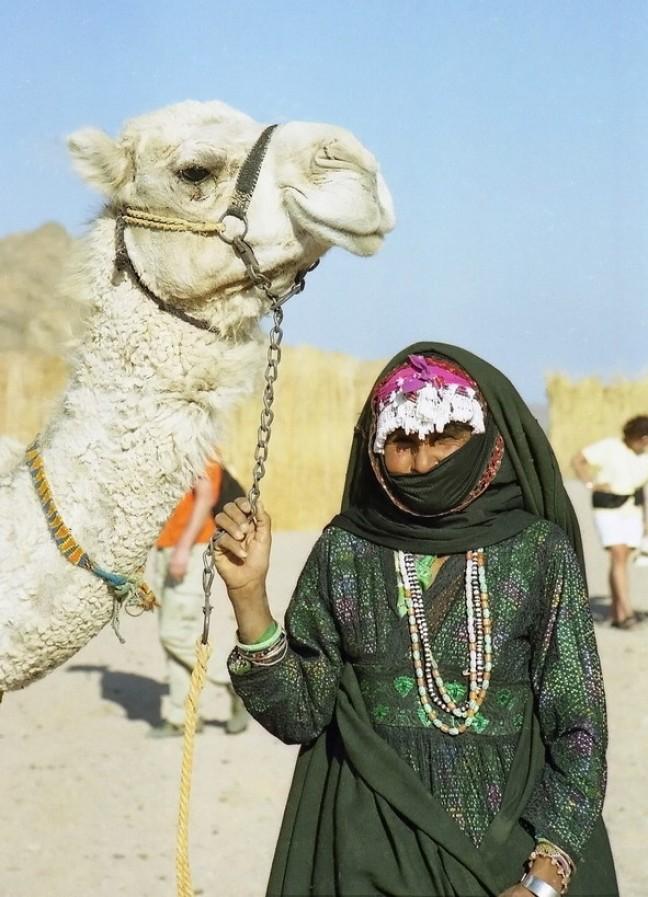 Camel Lady