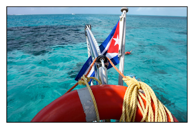 Boottocht Cayo Largo