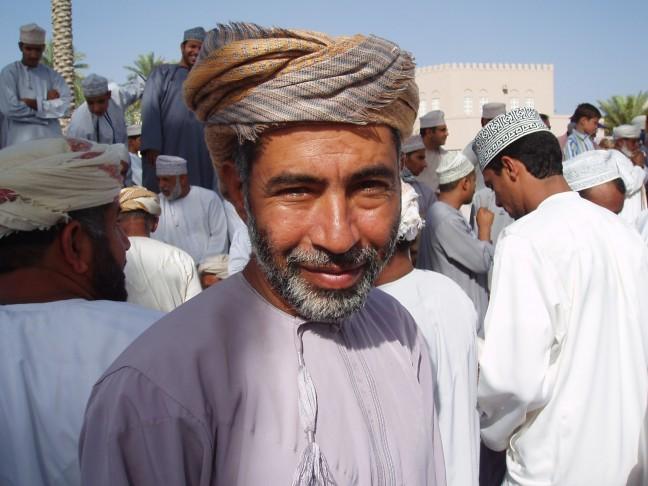 Vriendelijke Omani