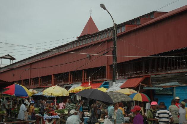 Dagmarkt in Georgetown