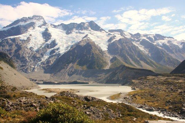 Zoveel gletsjers