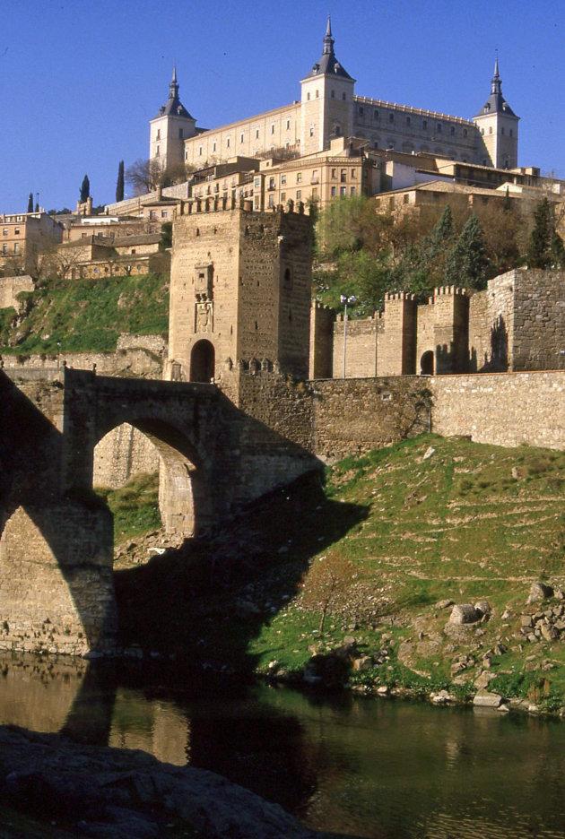Het Alcazar van Toledo