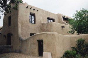Adobe huizen
