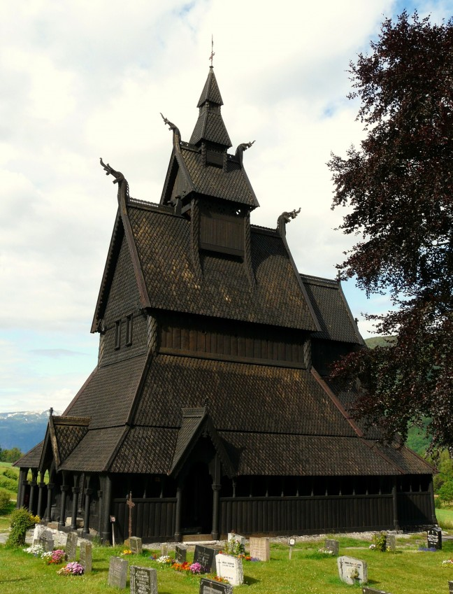 Staafkerk Hopperstad