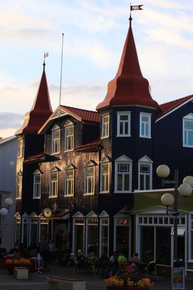 Akureyri centrum