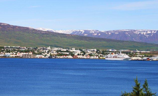 Akureyri Skyline