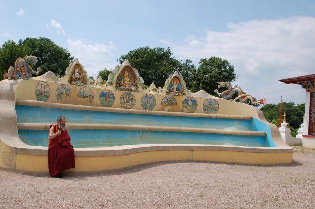Boeddhisme in de Morvan