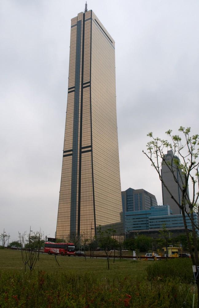 het hoogste gebouw van Seoul