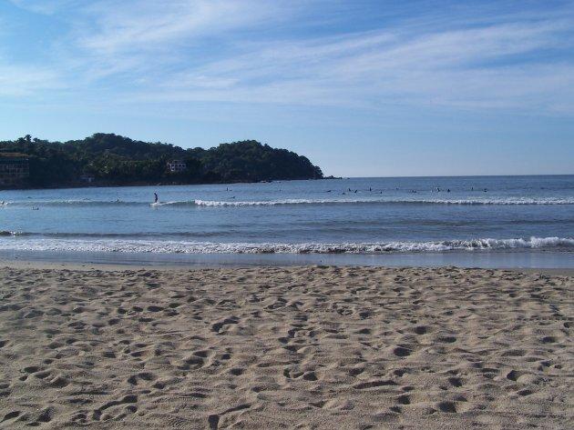 Strand van Sayulita