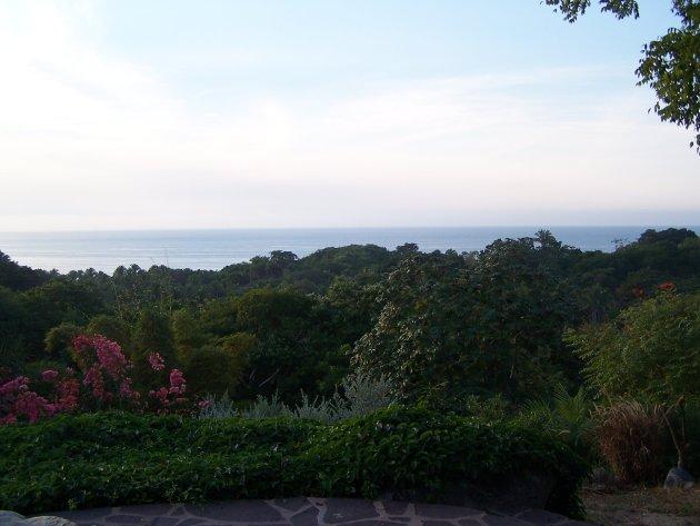 Sayulita: uitzicht op de Pacific