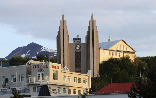 Akureyri, moderne stad