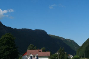 Sightseeing Noorwegen