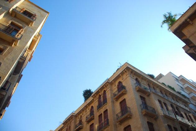 Binnenstad Beiroet