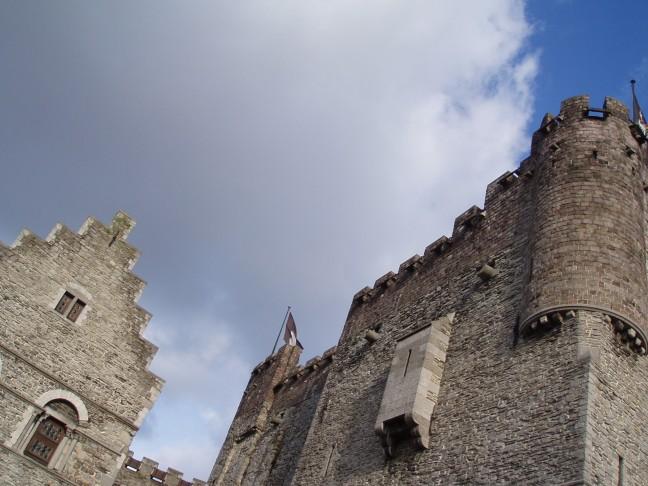 Burcht in Gent