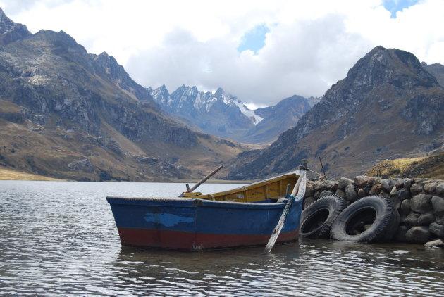 Laguna Querococha 3980m